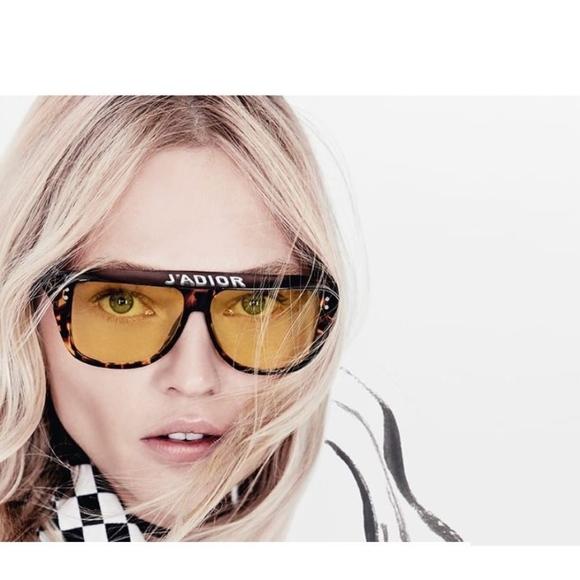 49073dbbb6d Dior Club 2 086 HO Havana Yellow Sunglasses JADIOR